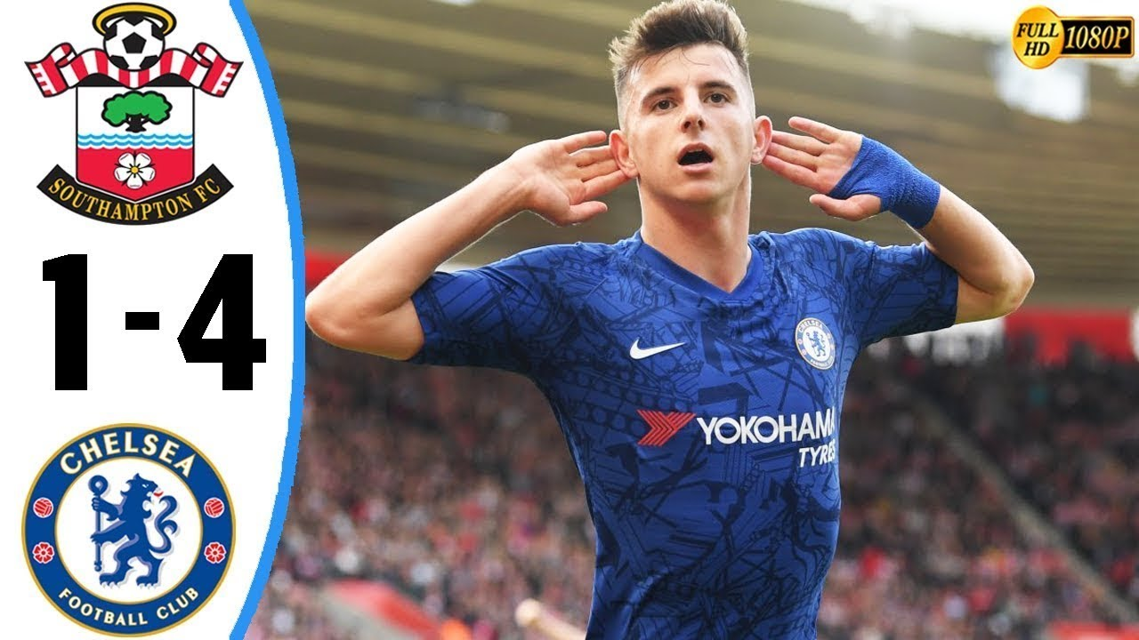 southampton vs chelsea 1-4 highlights