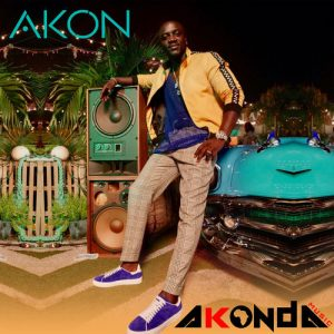 download akonda album by akon