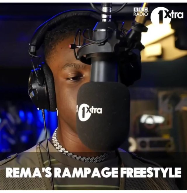 download rema rampage freestyle
