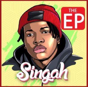singah the ep by singah