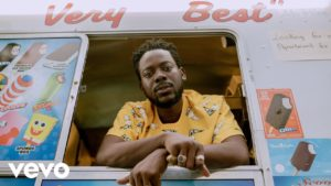 adekunle gold young love mp4