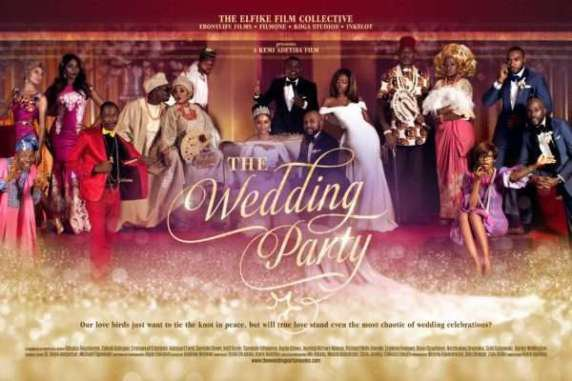 wedding party 2016 nollywood movie
