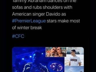 Davido Blasts UK's Daily Mail For Describing Him As An American Singer In Their Report