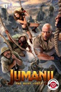 Jumanji: The Next Level (2019) [HC-HDRip]