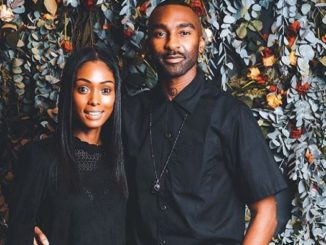 Riky Rick and wife shine in new snap