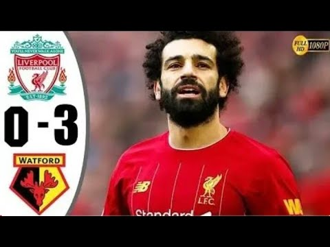 VIDEO: Watford vs Liverpool 3-0 - All Highlights & Goals