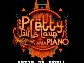ALBUM: Kabza De Small - Pretty Girls Love Amapiano 2020