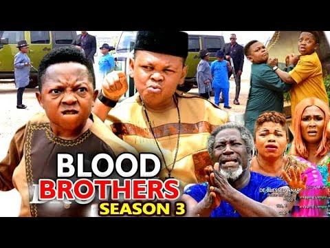 Blood Brothers Season 3 Latest 2020 Nollywood Movie