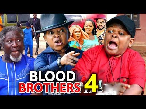 Blood Brothers Season 4 Latest 2020 Nollywood Movie
