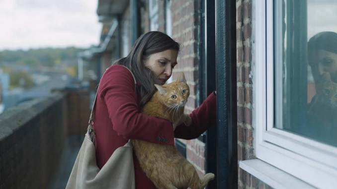 Cat in the Wall (2019) - Hollywood Movie