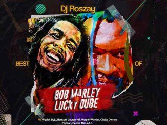 DJ Roszay - Bset Of Bob Marley VS Lucky Dube Mixtape