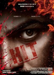 HIT: The First Case (2020) [Indian]