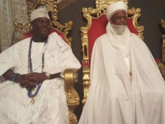 Ooni Of Ife, Sultan Of Sokoto Declares April 6 As National Prayers Day Against Coronavirus