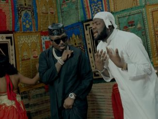 VIDEO: Skales - Tantabara x Ice Prince