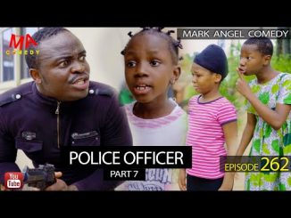 Mark Angel Comedy - Police Officer Part 7 (Episode 262)