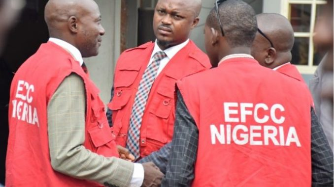 EFCC Arrest First Bank Staff, Philips Orumade For Allegedly Stealing N18.9m In Benin