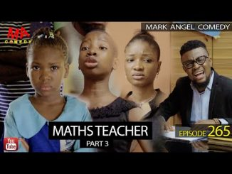 Mark Angel Comedy - Maths Teacher (Episode 265)
