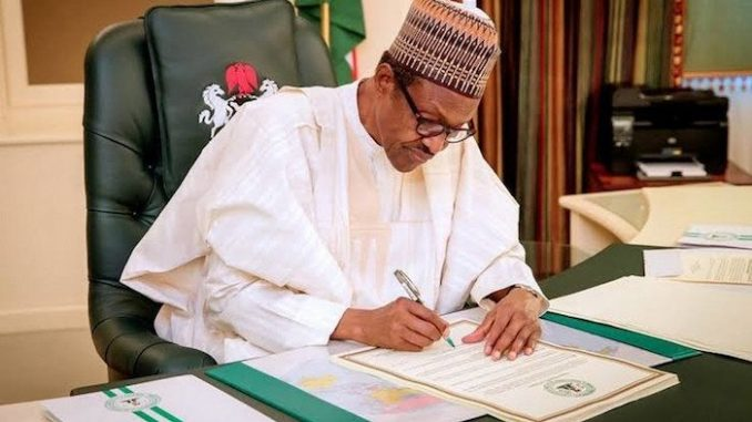 President Buhari Appoints 12 New Permanent Secretaries, 9 Are From The North (See List)