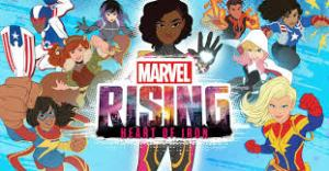 Marvel Rising: Heart of Iron (2019) (Animation)