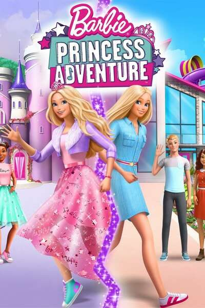Barbie Princess Adventure (2020)