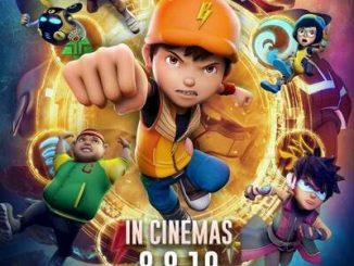 BoBoiBoy Movie 2 (2020)