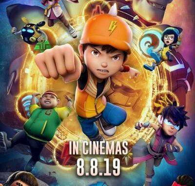 BoBoiBoy Movie 2 (2020)