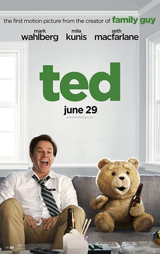 Ted 1 & 2 (2012) (2015)