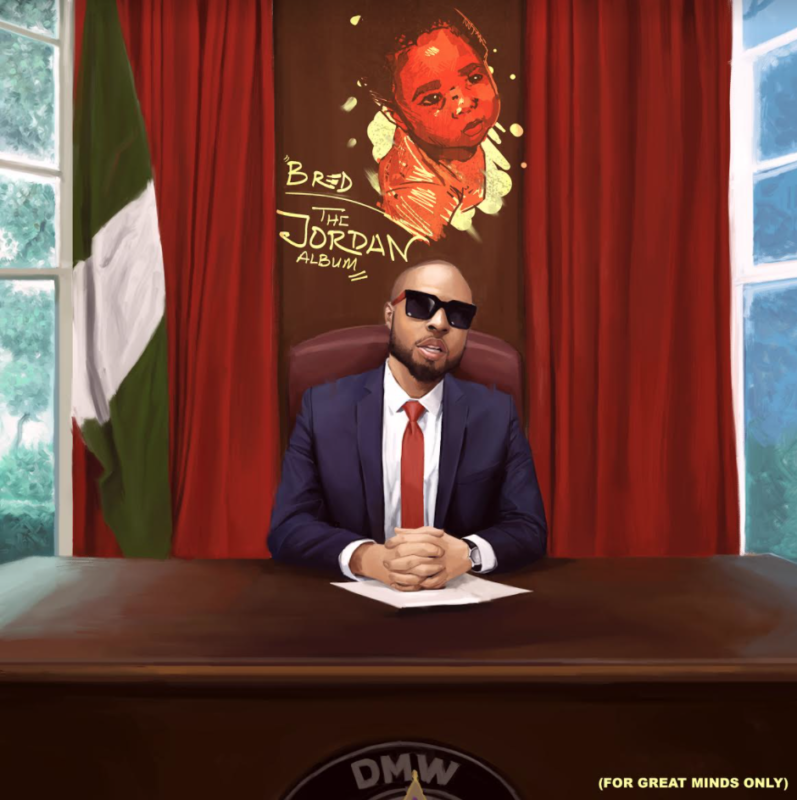 ALBUM: B Red – The Jordan (Zip Download)