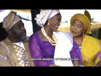 Last Straw  – Latest Yoruba Movie 2020