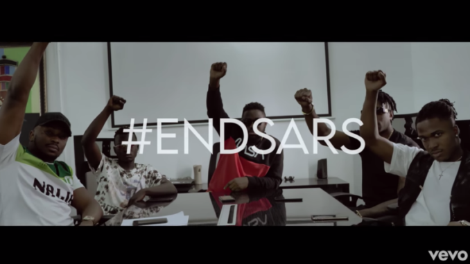 Magnito – EndSars ft. Ike & Sir Dee