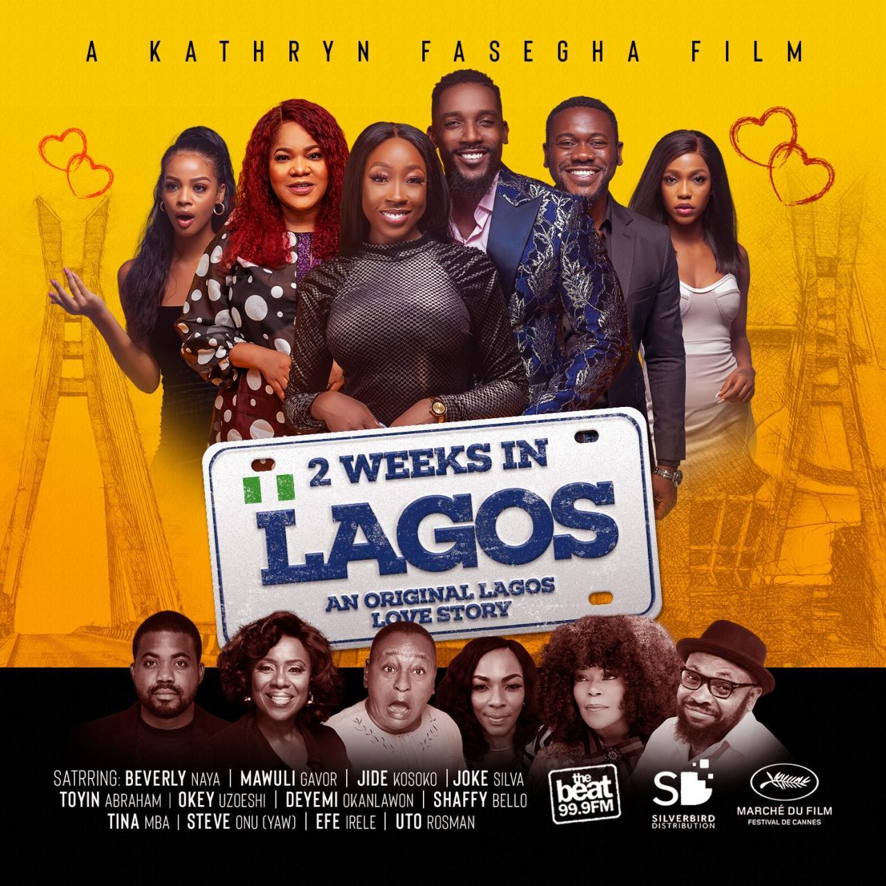 2 Weeks In Lagos – Nollywood Movie