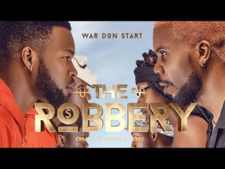 VIDEO: Broda Shaggi - The Robbery (The Beginning)