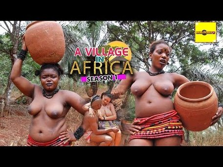 A Village In Africa – Nollywood Movie
