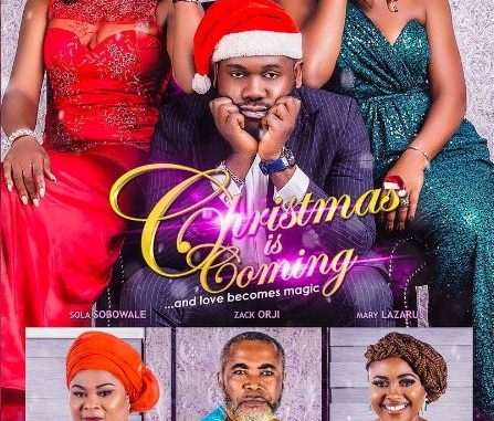 Christmas Is Coming – Nollywood Movie
