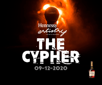 SDC ft. CDQ & Falz – Hennessy 2020 Cypher 1