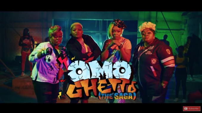 "VIDEO: Funke Akindele x Eniola Badmus x Chioma Akpotha x Bimbo Thomas – ""Askamaya Anthem"""