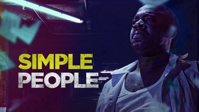 Simple People – Nollywood Movie