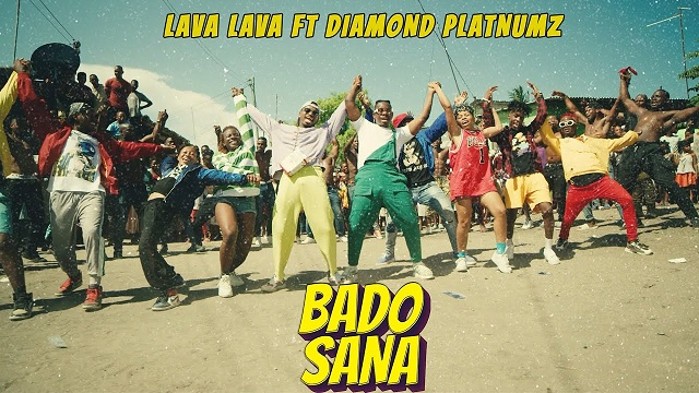 VIDEO: Lava Lava – Bado Sana ft. Diamond Platnumz